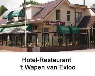 Hotel-Restaurant 't Wapen van Exloo