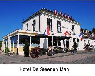 Hotel De Steenen Man