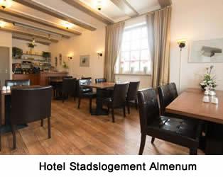 Hotel Stadslogement Almenum