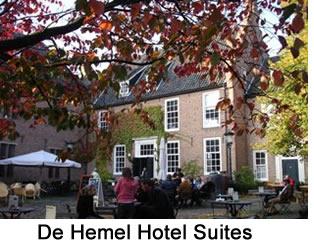 De Hemel Hotel Suites