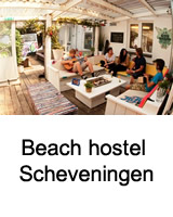 Beach hostel Scheveningen